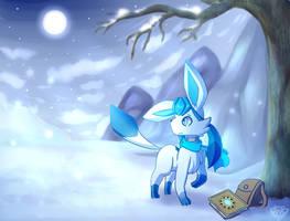 (Comm) The White Winter by StarlightNexus-Chan