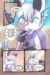 Test Comic (After GOTU) by StarlightNexus-Chan