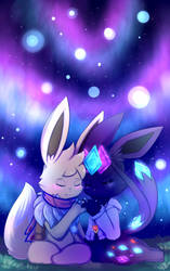 (Comm) Tranquil Love by StarlightNexus-Chan