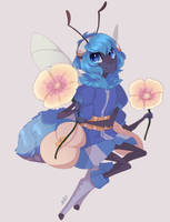 Gift: Bee by N6ndGryph