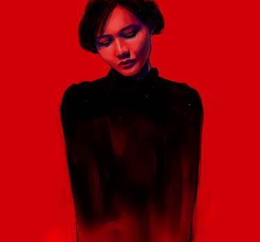 The Veil by tsukiko-kiyomidzu