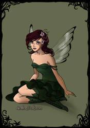 Wisteria fairy form by Lola359