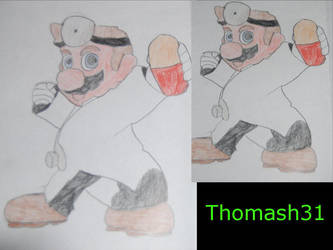 Dr. Mario by thomash31