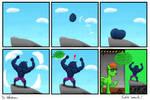 Foolish Smash :Comic by GreenflyArt