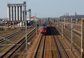 Train by vladmacaru