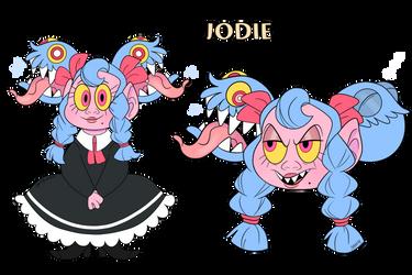 JODIE. by LittleMissDevil21