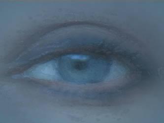 Hazy blue... by sydneysiders