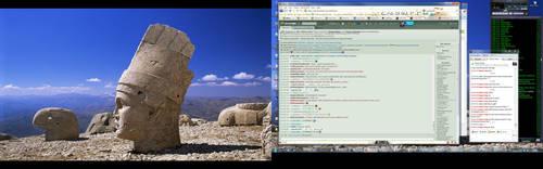 Desktop march 2011 by codeboy