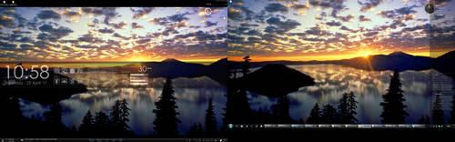 desktop april 2011 by codeboy