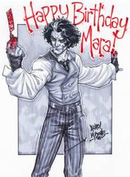 Sweeney Todd by diablo2003