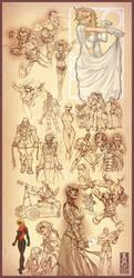 Sketch dump by diablo2003