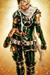 X-Men Legacy cover by diablo2003