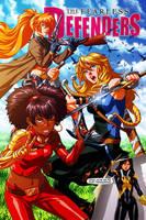 Fearless Defenders #9 by diablo2003
