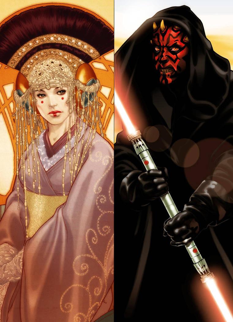 Star Wars banners by diablo2003
