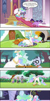 Princess Celestia's Day Off by MontyRohde