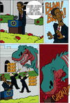 Dinosaur Eats People Episode 2 Page 1 by MontyRohde