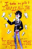 : happy pills : by Serri765