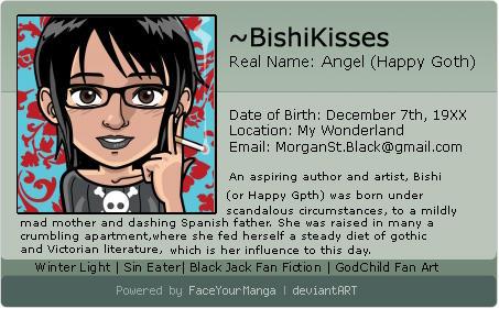 BishiKisses's Profile Picture