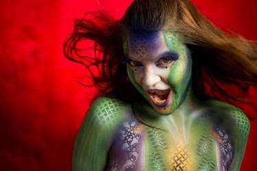 Bodypaint by jpmurray