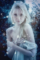 Lady Frost by yamyamART