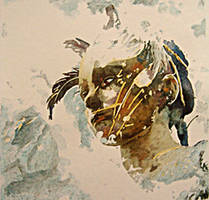 Dreaming by paintedmonke