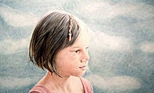 Child 1 by paintedmonke