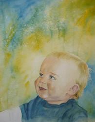 Sander by paintedmonke