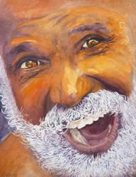 Pure Joy by paintedmonke