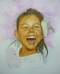 Mimi by paintedmonke