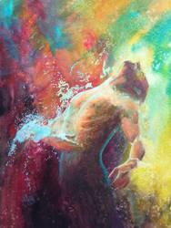 Surrender by paintedmonke