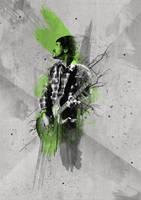 John Frusciante by MomentumGFX