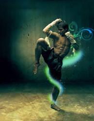 Tony Jaa by MomentumGFX