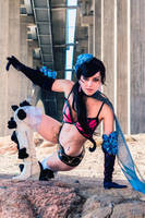 Zafina from Tekken Cosplay by PrincessAlbertSwe