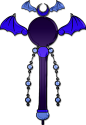 Vanth Dragon Moon Rod 2 by Iggwilv