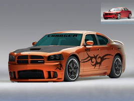 dodge charger custimization by 311992