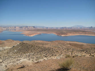 Lake Powell by BeautifulDisgrace09