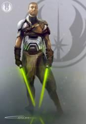 Jedi exile by G-ESCH