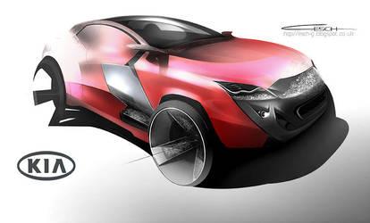 Concept car Kia SUB by G-ESCH