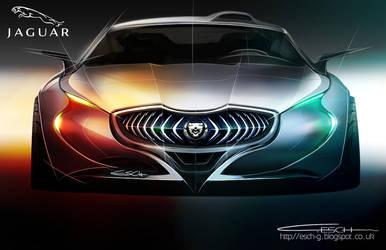 Jaguar XJ-S by G-ESCH