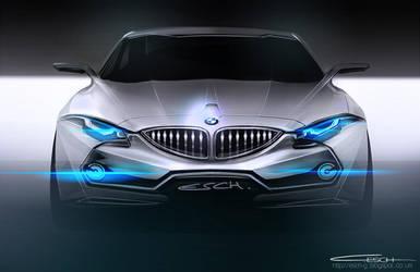 BMW Serie six by G-ESCH