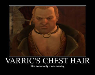 varrics chest hair by Xyga