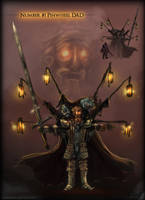 Nightmare mode Pinwheel by vempirick
