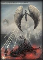 Flame Lizard Angel Spawner by vempirick