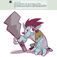 Trundle by inkinesss