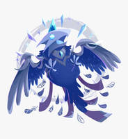 Anivia by inkinesss