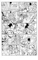 Judge dredd PF Page 1 by jakebilbao