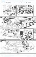 Secret Avengers sample page 19 by jakebilbao
