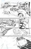 Secret Avengers sample page 18 by jakebilbao