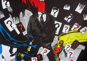 batmanrobin by agnese9