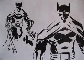 batman(s) by agnese9